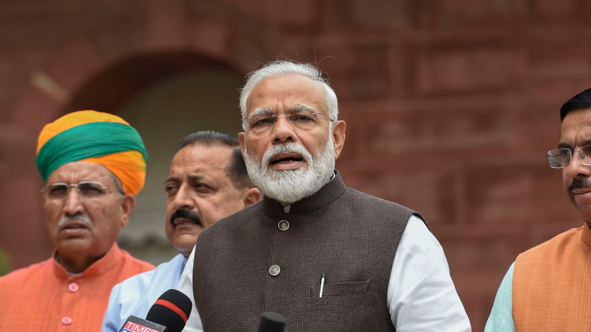 PM Modi to Talk COVID-19 in His First 'Mann Ki Baat' Amid Lockdown
