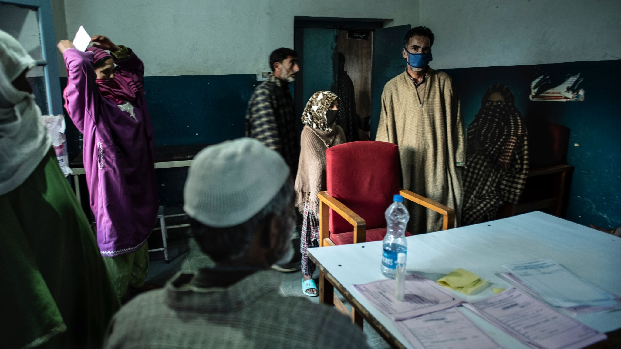 COVID-19: Condition of J&K Hospitals Puts Staff Patients At Risk