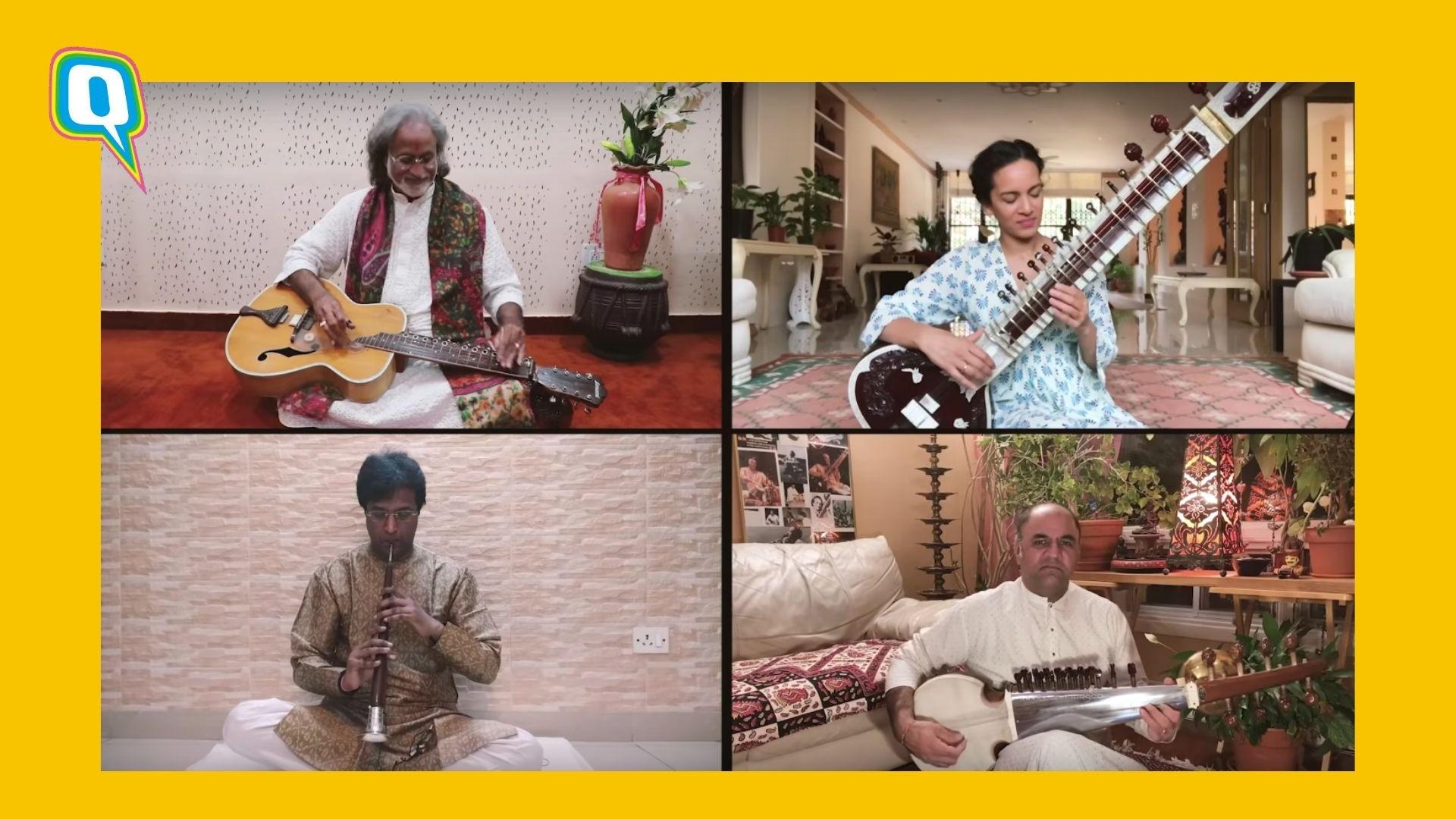 Anoushka Shankar's Tribute on Father Ravi Shankar's Anniversary