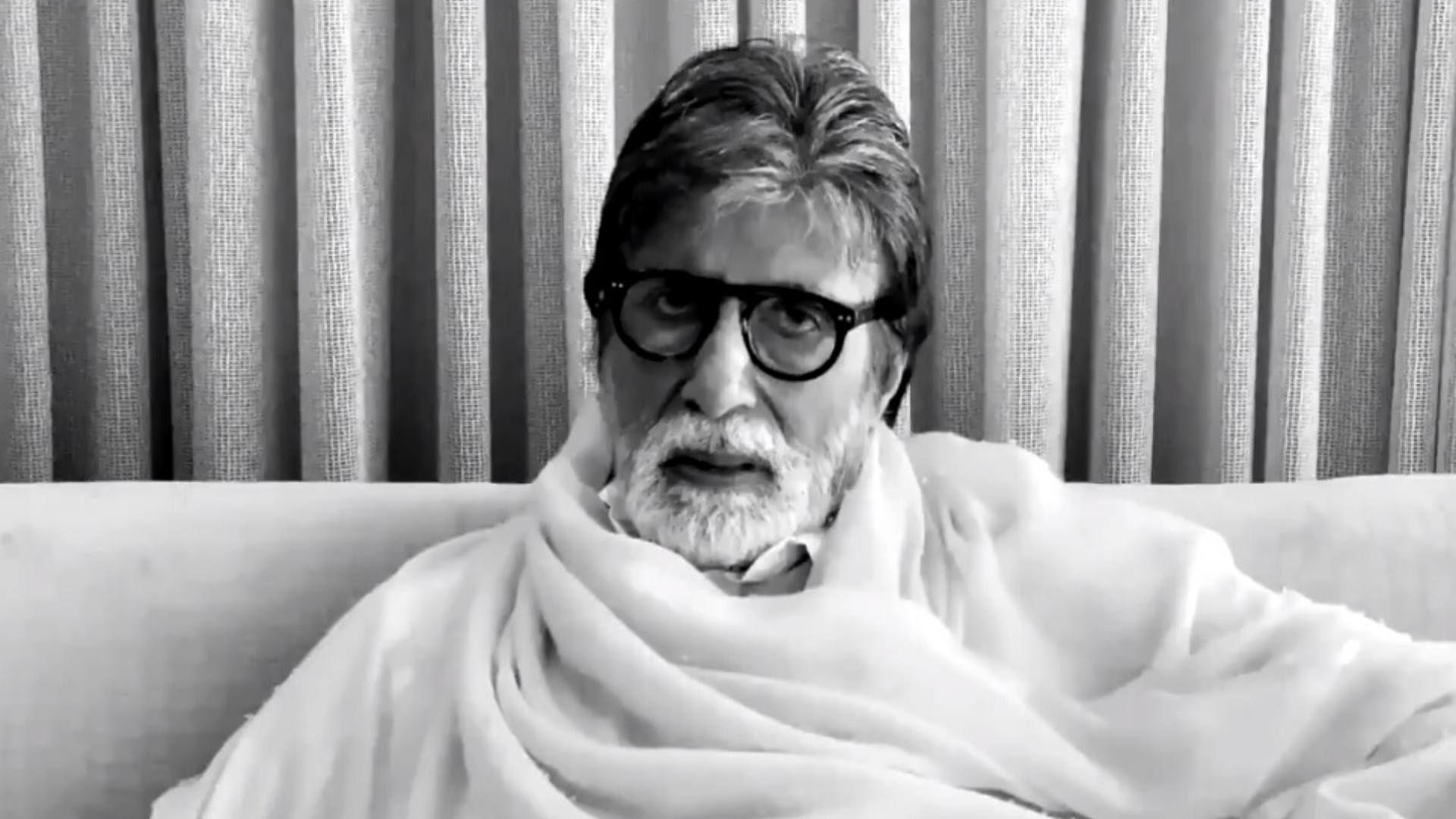 Mumbai: Amitabh Bachchan Donates 20,000 PPE Kits and Food Packets