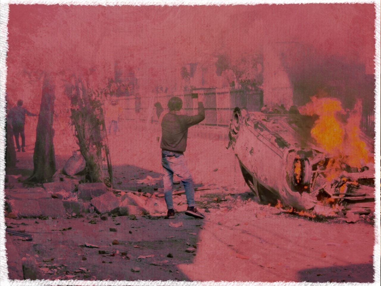 'Delhi Riot Probe Directed Towards One End': Court Pulls Up Police