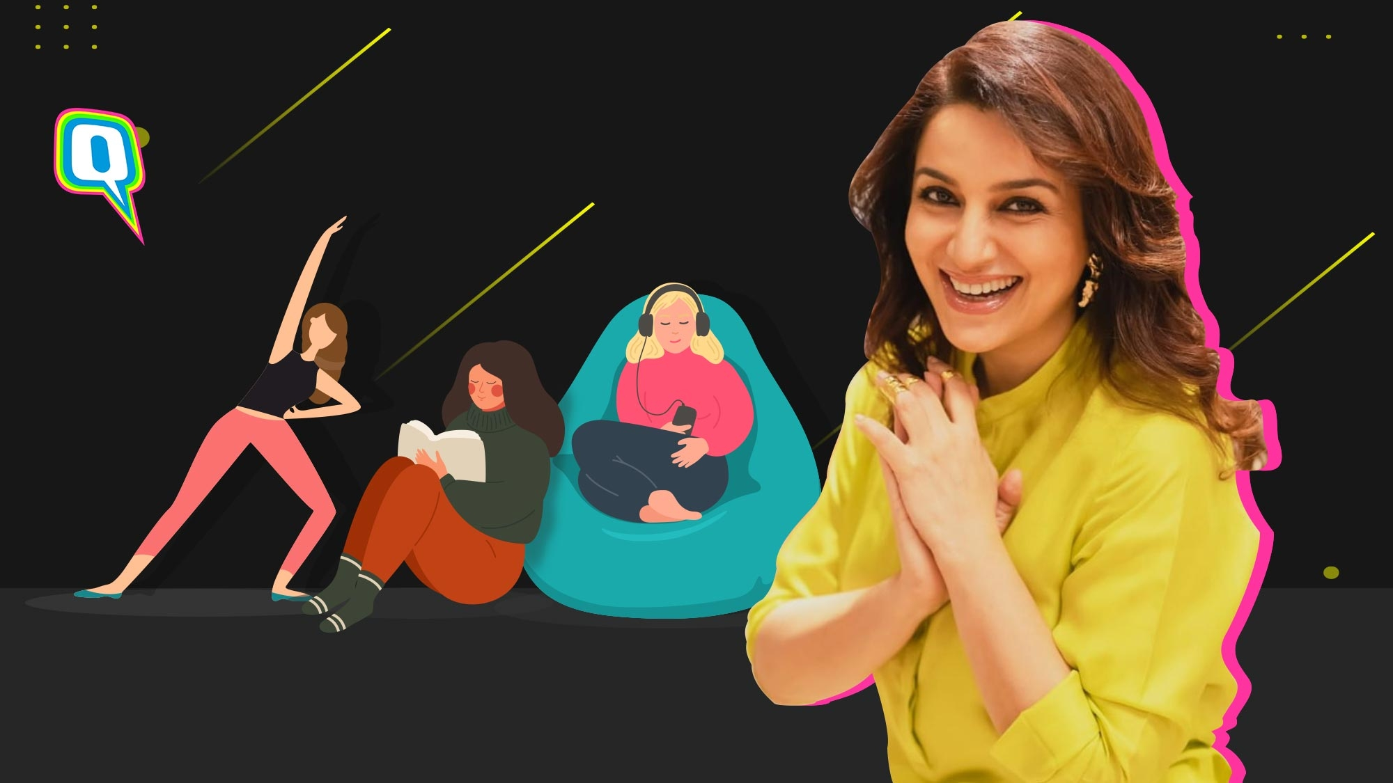 Tisca Chopra Has Tips on How You Can Make the Most of Lockdown