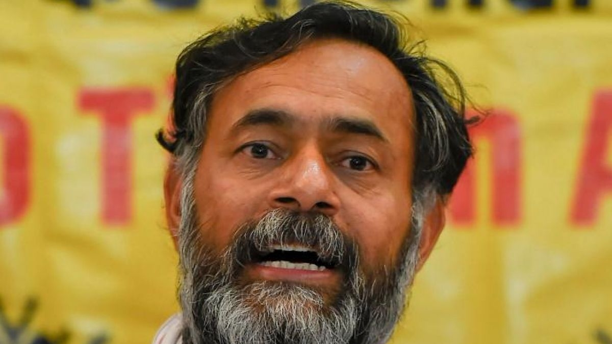 'Govt's Grand Schemes Had Nothing New for Farmers': Yogendra Yadav