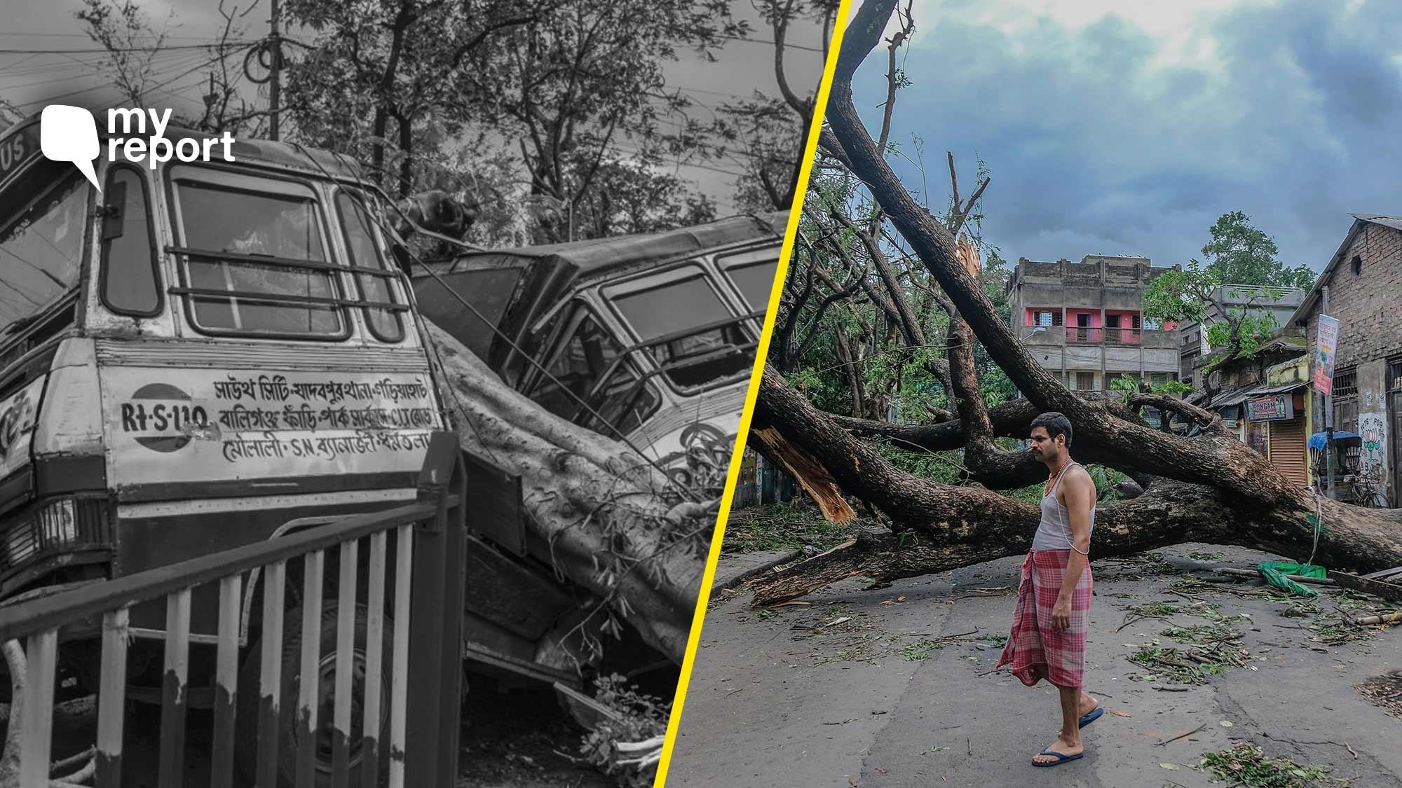Week After Cyclone Amphan, Kolkata is Crawling Back to Normalcy