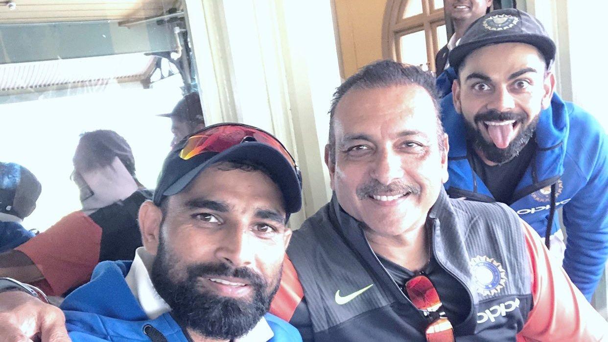 Ravi Shastri Turns 58! Sachin, Kohli, Rahane Lead Birthday Wishes