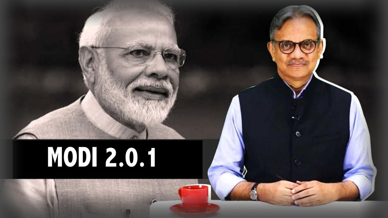 Modi 2.0: PM Modi Continues to Prove He's a 'Khatron Ke Khiladi'