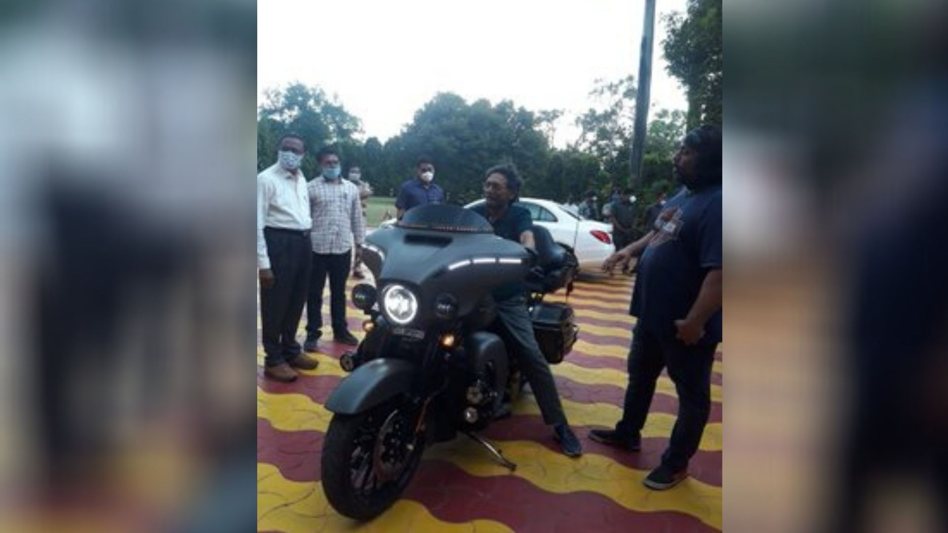 Rider of Justice: Twitter Is Thrilled to See CJI Bobde on a Harley