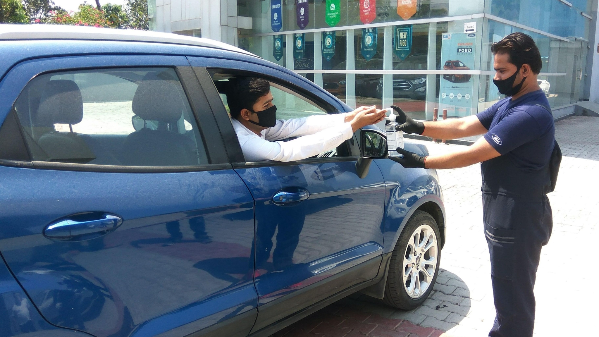 Car-Buying After Lockdown: New Business Models Emerge