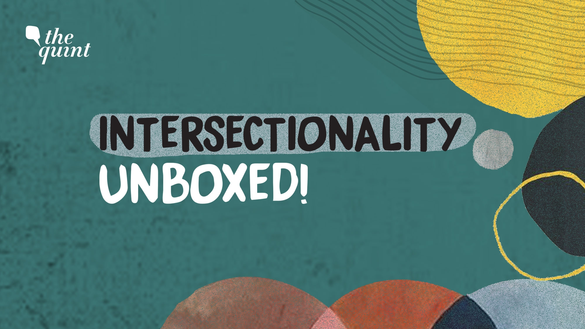 Intersectionality  - cover