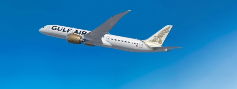 Gulf Air takes Delivery of First Boeing  787 Dreamliner