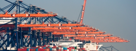 Rotterdam & IBM to build IoT Port