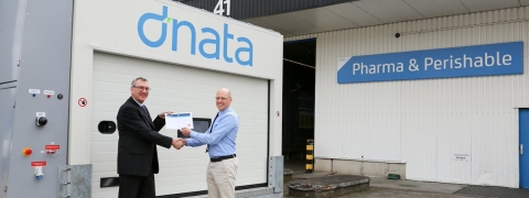 dnata cargo gets IATA's CEIV Pharma Certification at its Dubai hub