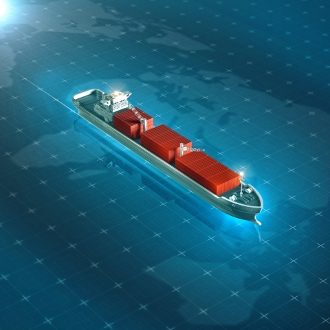 Rolls-Royce Unites With AXA in Smart Ship Drive