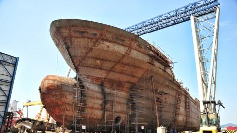 New World-Largest Vessels Under Construction