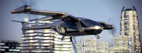 Watch: Taxi and Cargo Drones Set for Dubai
