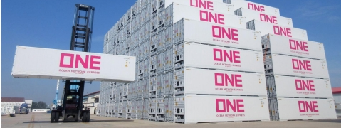 ONE Network Makes Big Reefer Investment