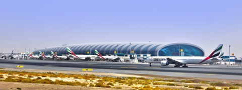 DXB Hits 8.2 Million Passengers in July