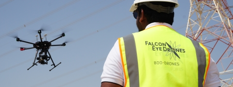 Falcon Eye Drones Record 10,000 Flights