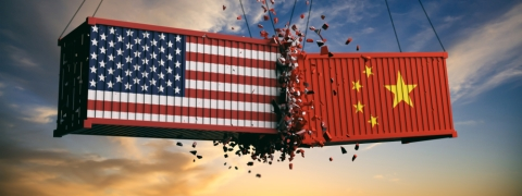 World Trade Slows in Trade War Shadow