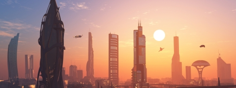 Saudi Arabia Forms Team for Futuristic City