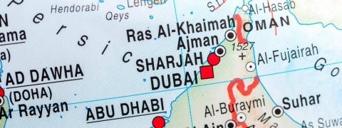 DP World to Build Belt and Road Station in Dubai