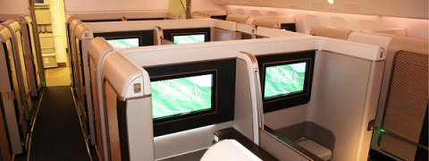 Saudia Increases Flights to LA, Singapore and Abu Dhabi