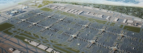Substructure Tender Process Begins for 'Biggest Airport in the World'