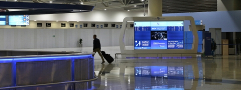 Dubai's Second Airport Expansion on Ice