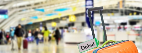 DXB Sees 7.2 Million Passengers in September