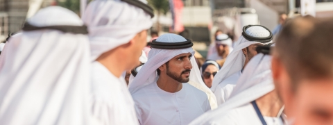 Sheikh Hamdan Attends Global Islamic Economy Summit