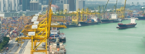 Singapore to Build Digital Twin Port