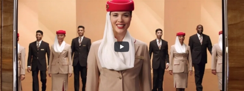 Emirates Rebrands with 'Fly Better'