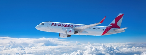 Air Arabia Celebrates 15th Birthday with  New Style