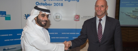 Gulftainer Announces UAE-US Port Partnership