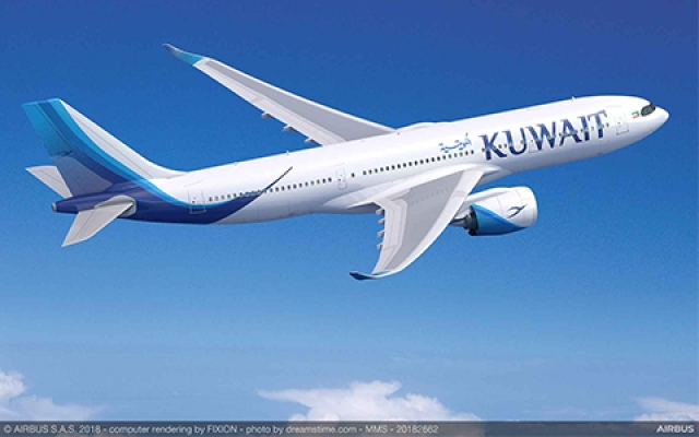 Kuwait Orders Eight A330neo Airbus Aircraft