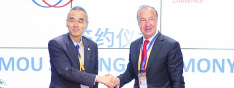 Bolloré Logistics and Cosco Shipping Sign MoU for Air Freight Services
