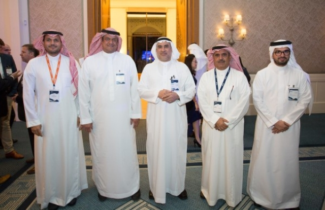 Bahri Celebrates  Awards with Partners at Annual Oil Reception ‎