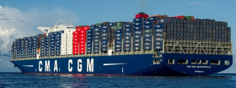CMA CGM Continues Growth in More Balanced Market