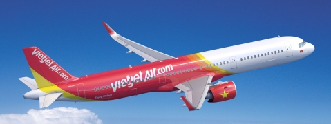 Vietjet Orders 50 More A321neo Aircraft