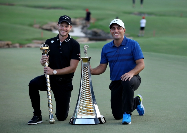 Willett (left) and Molinari (right)