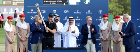 Danny Willett Crowned DP World Championship Winner
