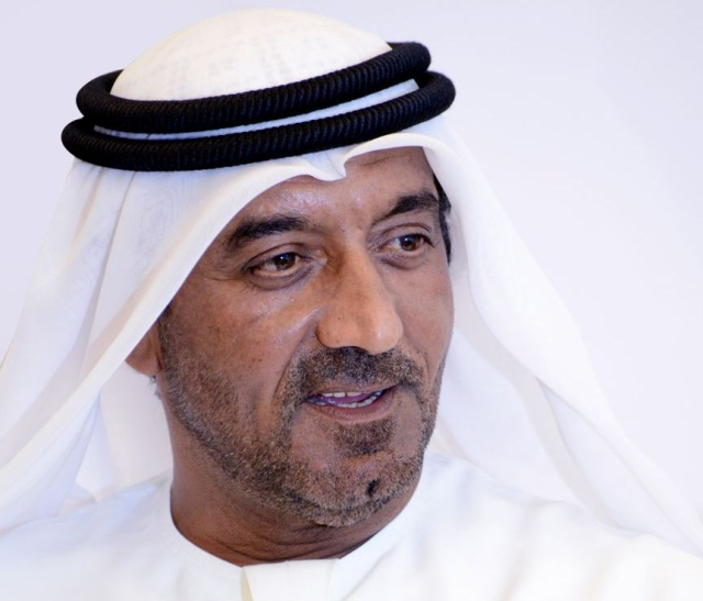 His Highness Sheikh Ahmed bin Saeed Al Maktoum, Chairman and Chief Executive, Emirates Airline and Group