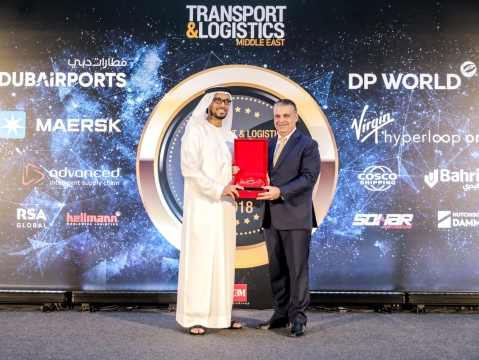 Watch: Transport & Logistics Excellence Awards 2018