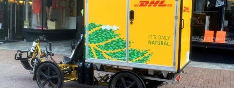 DHL Study Reveals Winning Strategies for The Last Mile