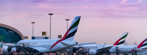 Middle East Air Freight Sees 5% Growth in October
