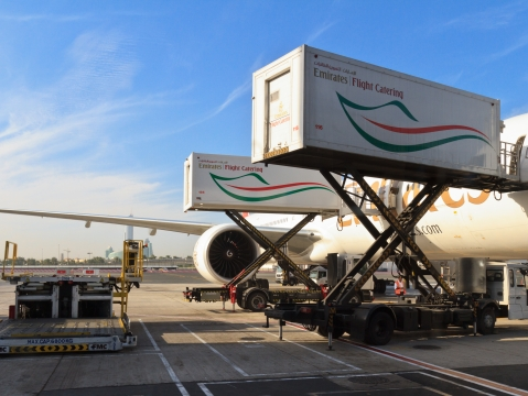 Air Freight Tops Online Cargo Searches in UAE