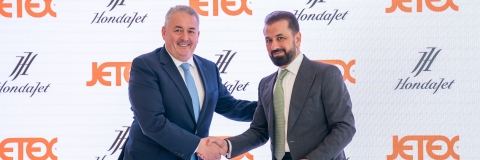 Jetex Bags Middle East Dealership for Honda Private Jets