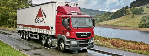 CEVA Launches  China-Europe TIR Trucking  Service