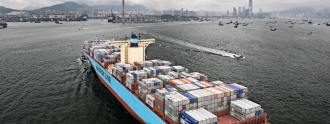Maersk Upgrades Biggest Liner Route