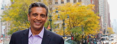Raj Subramaniam is New  FedEx Express President and CEO